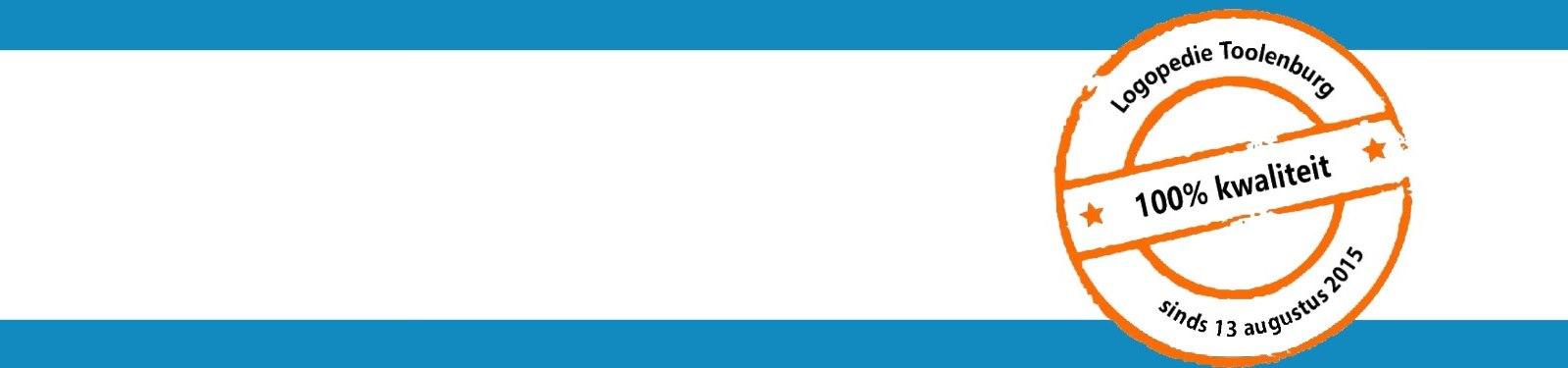 Ook in 2019 levert Logopedie Toolenburg kwaliteit!